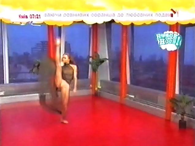 Sexy gymnastics amateurs
